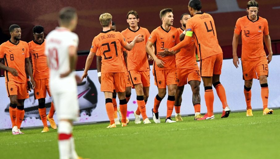Football Poland Suffers Defeat In Nations League Opener Polandin Com