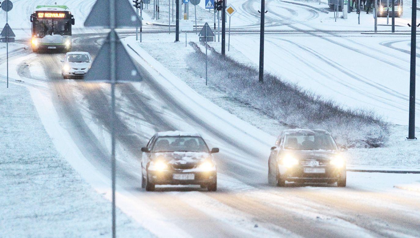 Wkrótce znów będzie chłodno (fot. PAP/Tomasz Waszczuk)