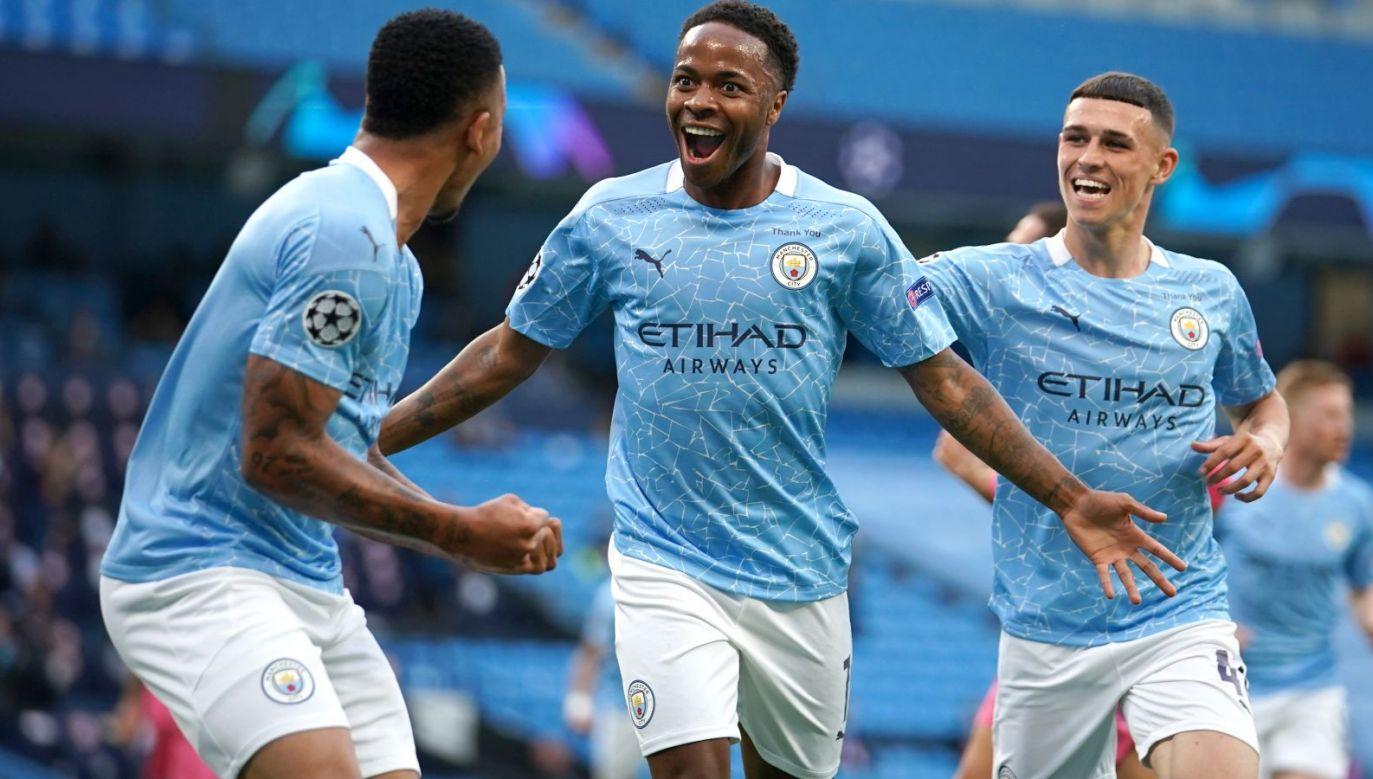 Manchester City wygrał z Realem Madryt 2:1 (fot. Getty Images)