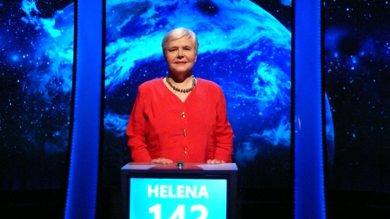 Pani Helena Szoka-Częścik zwyciężyła 3 odcinke 118 edycji
