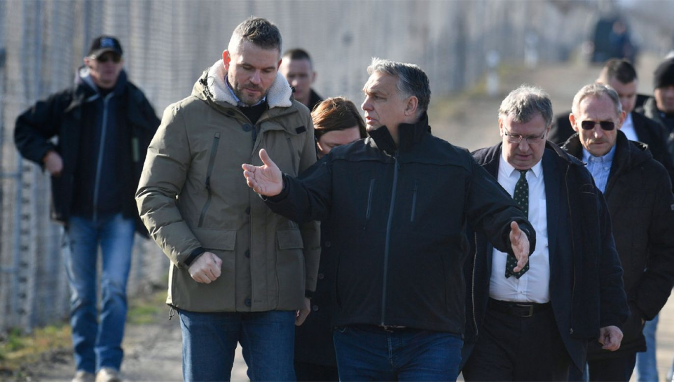 Premier Węgier Viktor Orban krytykuje stanowisko EPL między innymi w sprawie migracji (fot. PAP/EPA/Zsolt Szigetvary)