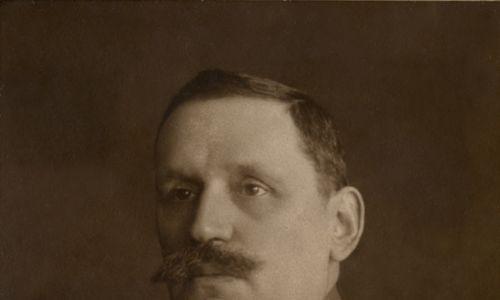 Pierwszy dyrektor Muzeum Wojska płk. Bronisław Gembarzewski. Fot.  archiwum Muzeum Wojska Polskiego