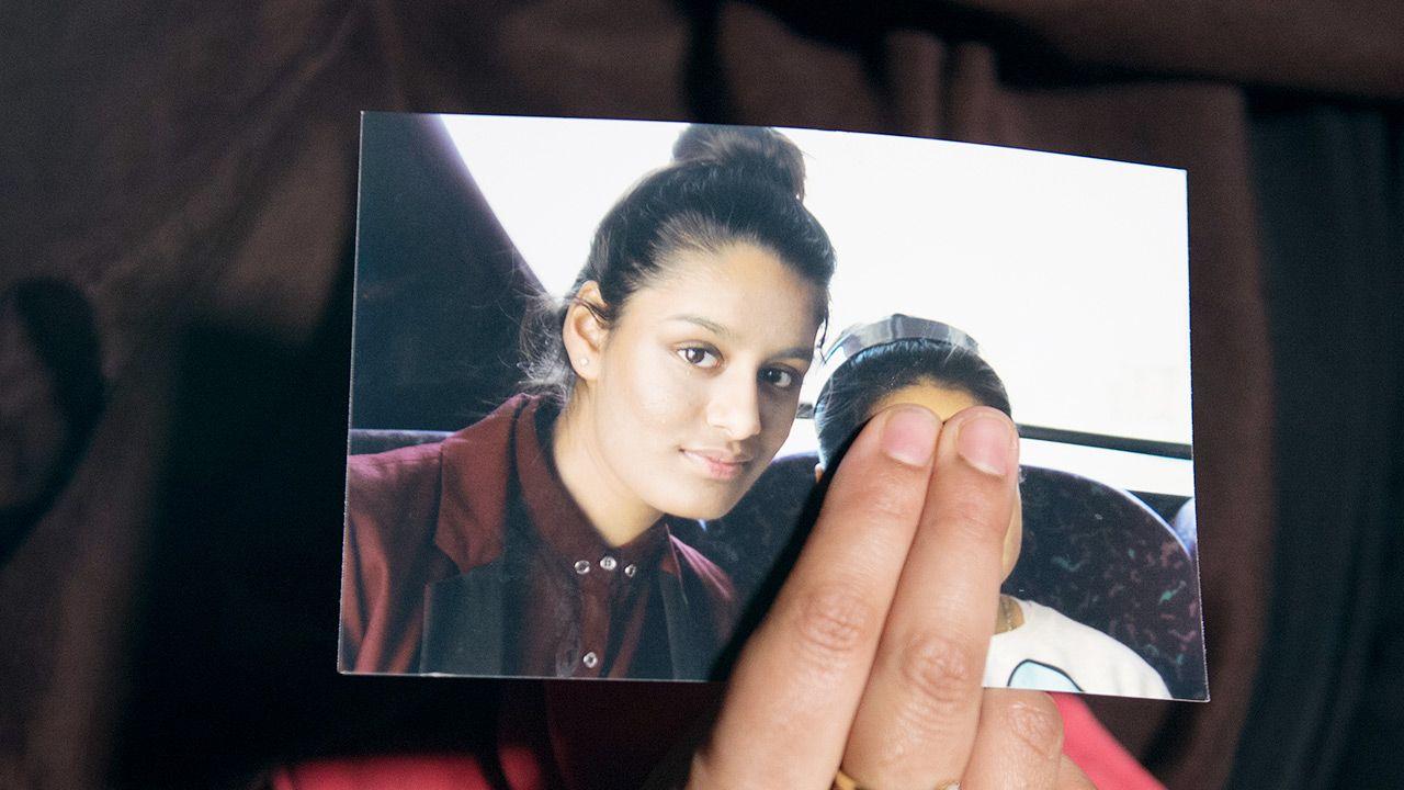 Sąd Najwyższy orzekł, że Shamima Begum nie może ona wrócić do Wielkiej Brytanii (fot. Laura Lean - WPA Pool/Getty Images)
