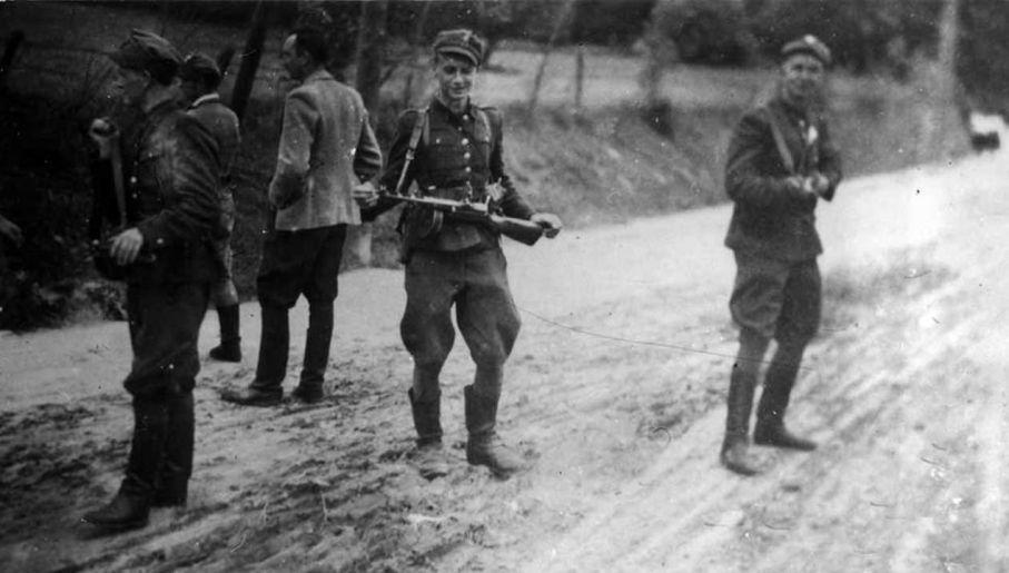 """Zrzeszenie """"Wolność i Niezawisłość"""" stawiało opór do 1952 roku (fot. IPN)"""