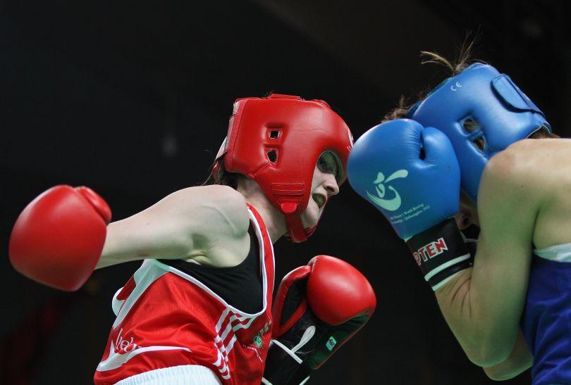 Boks kobiet zadebiutuje podczas igrzysk w Londynie (fot. Getty Images)