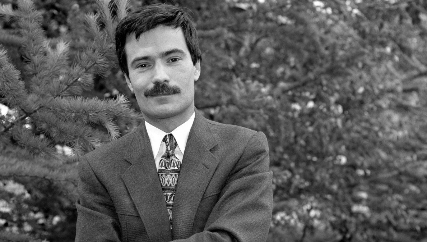 Krzysztof Leski zmarł 1 stycznia 2020 r. (fot. arch. PAP/Longin Wawrynkiewicz)