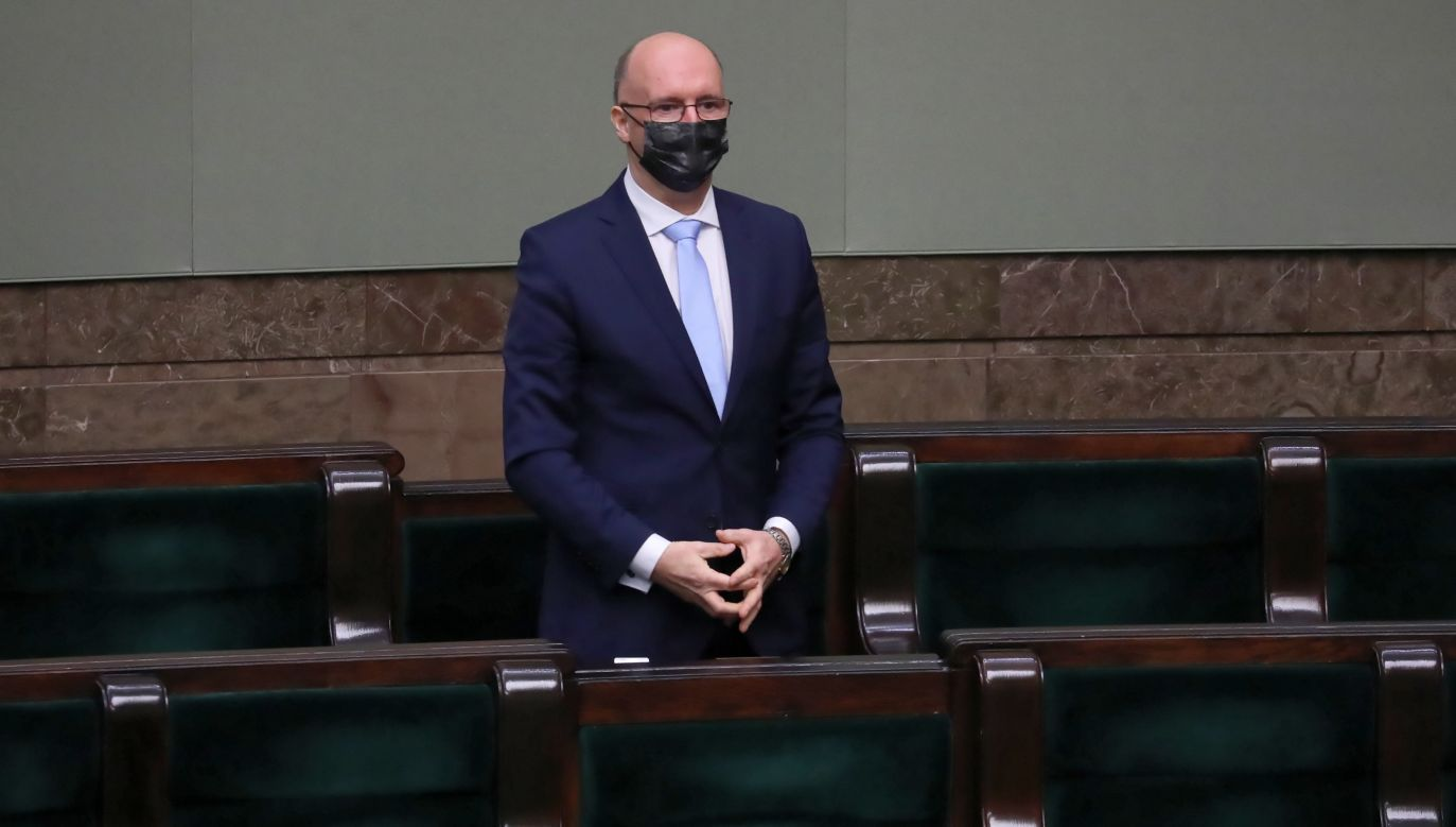 Piotr Wawrzyk, a deputy foreign minister, was elected ombudsman by the lower house of the Polish parliament. Photo: PAP/Tomasz Gzell