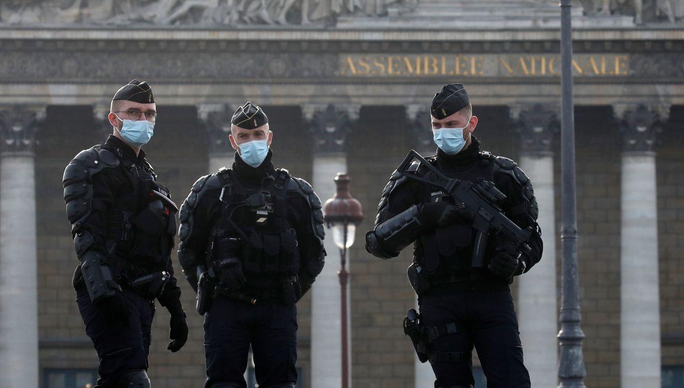 Francja walczy z islamistycznym separatyzmem (fot. Reuters/Gonzalo Fuentes)