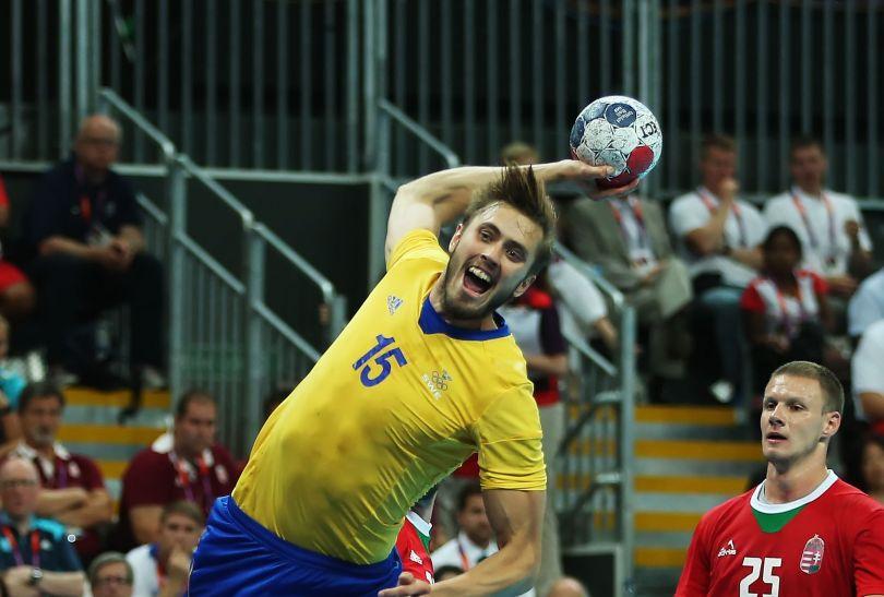 Jonas Larholm wykorzystał swoją szansę na bramkę (fot. Getty Images)