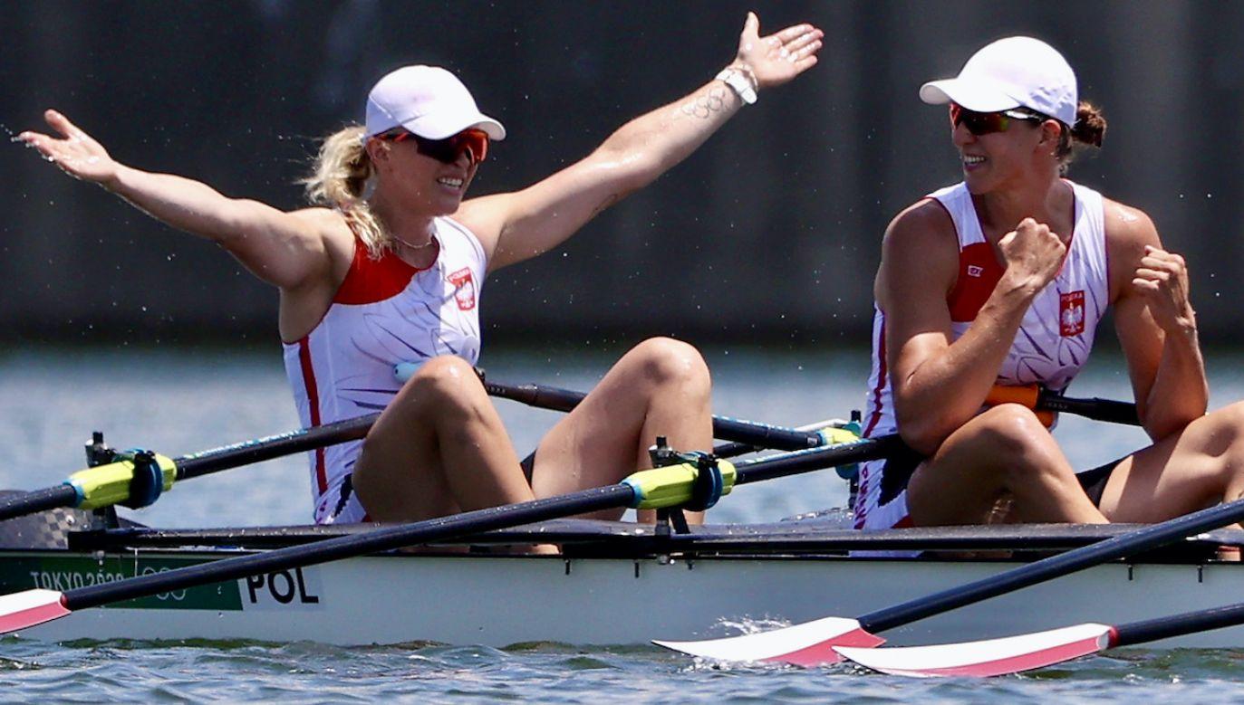 Agnieszka Kobus-Zawojska i Marta Wieliczko (fot. Getty Images)