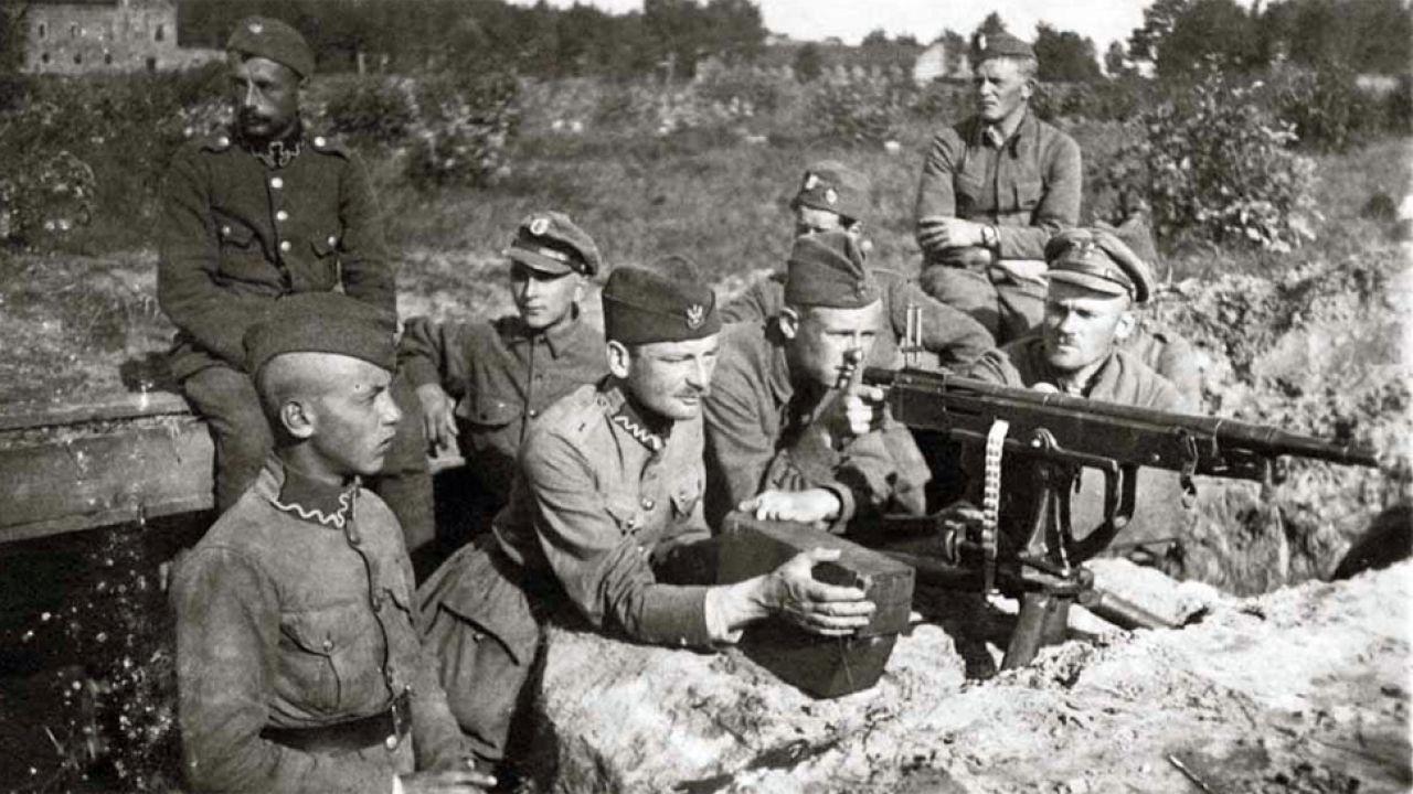 Polacy powstrzymali pochód sowietów na Zachód (fot. Wiki)