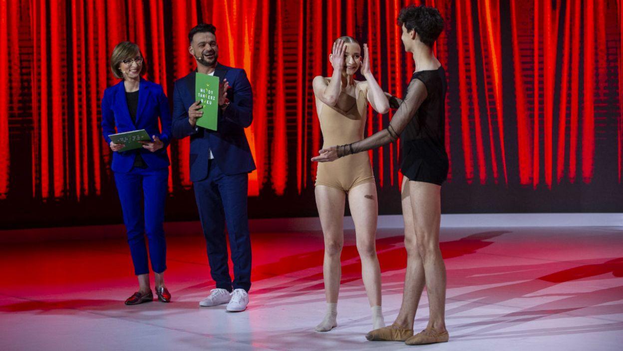 Finałowy pojedynek dostarczył wielu emocji (fot. N. Młudzik/TVP)
