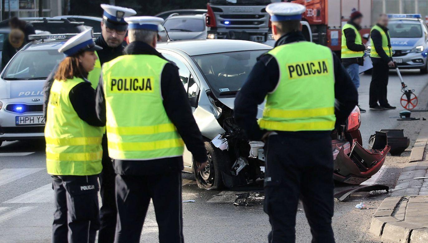 Informacje o zdarzeniu otrzymaliśmy na platformę Twoje Info (fot. PAP/Piotr Augustyniak, zdjęcie ilustracyjne)