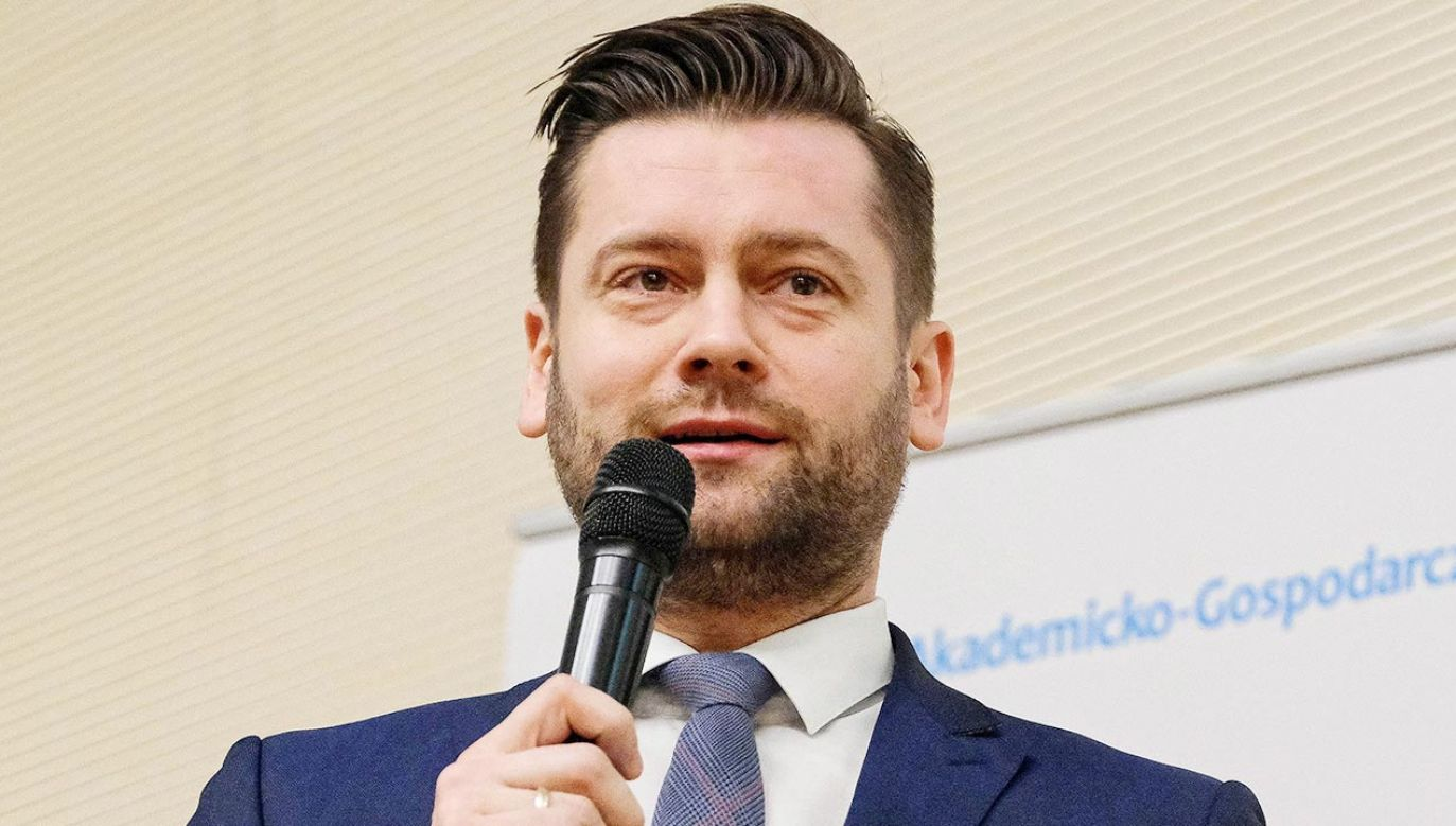 Kamil Bortniczuk zostanie ministrem sportu (fot. PAP/Mateusz Marek)