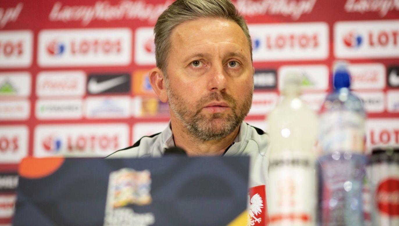 Jerzy Brzęczek jest trenerem kadry od zakończenia mistrzostw świata w Rosji (fot. Diogo Baptista/SOPA Images/LightRocket via Getty Images)