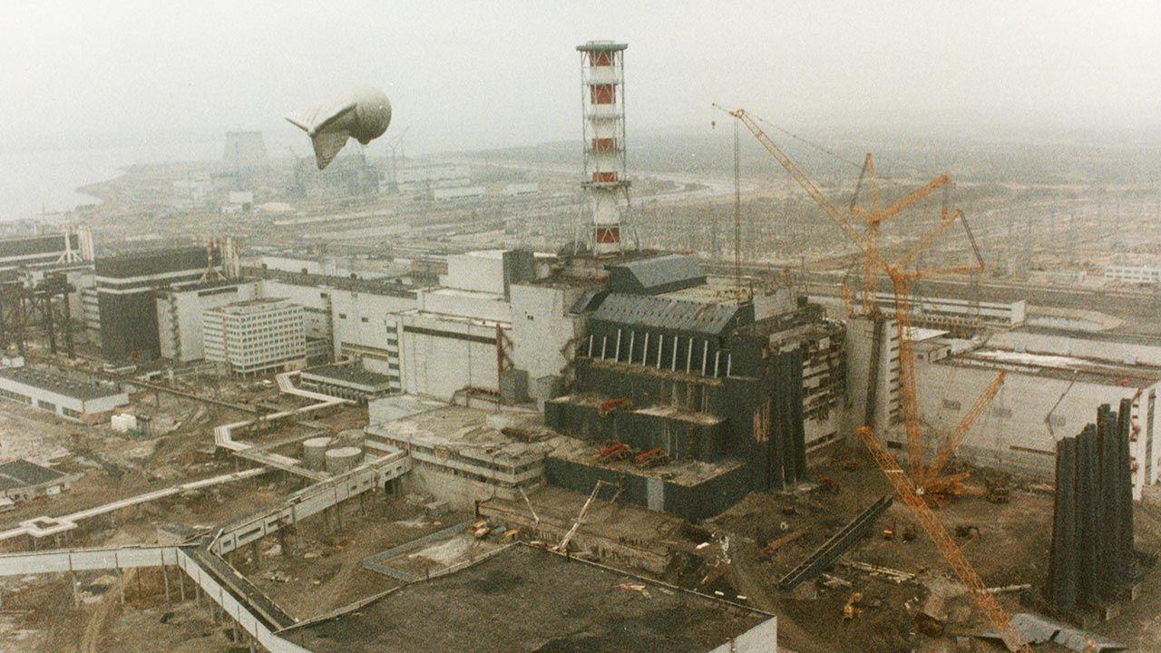 Przed 35 laty w elektrowni atomowej w Czarnobylu doszło do awarii (fot. SHONE/GAMMA/Gamma-Rapho via Getty Images)