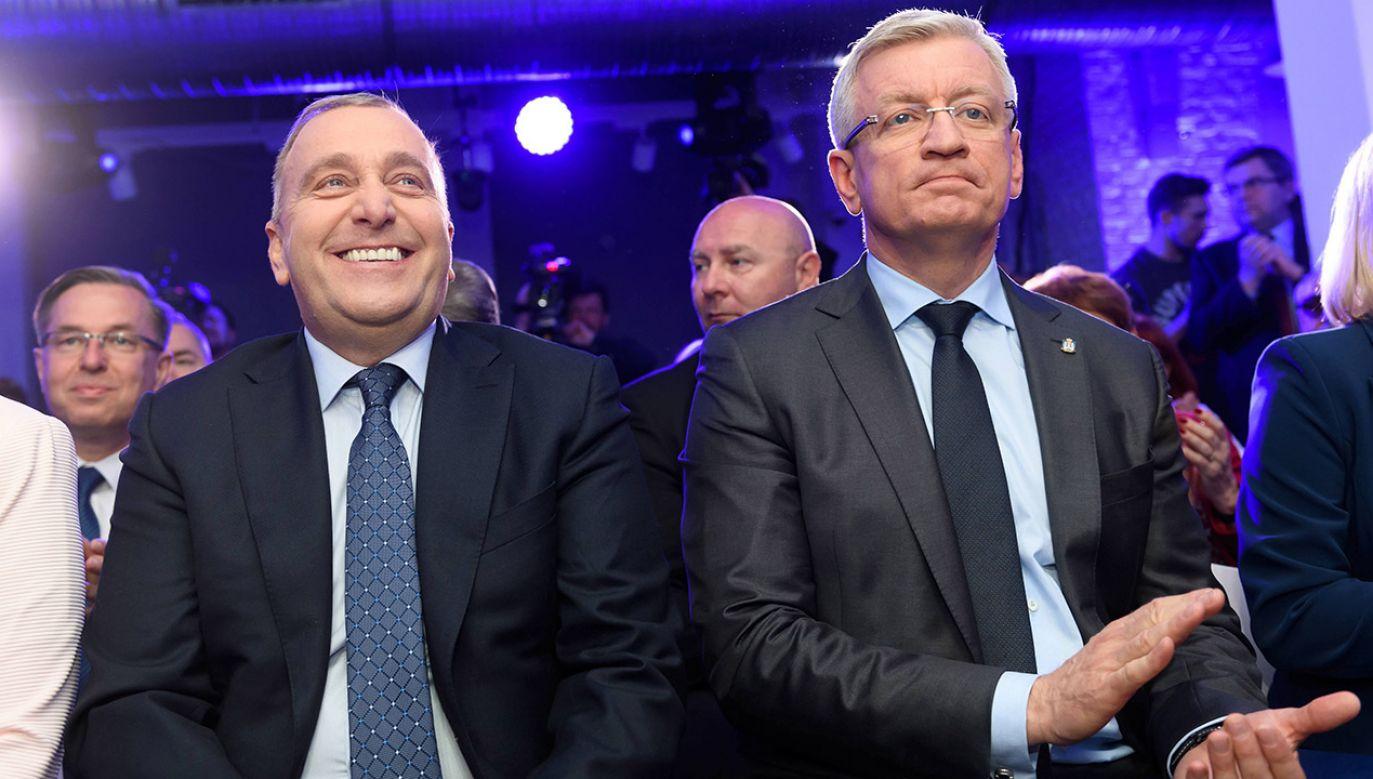 Ostatecznie kandydat Koalicji Obywatelskiej, który zmierzy się z prezydentem Andrzejem Dudą, ma zostać wyłoniony w połowie grudnia (fot. arch.PAP/Jakub Kaczmarczyk)