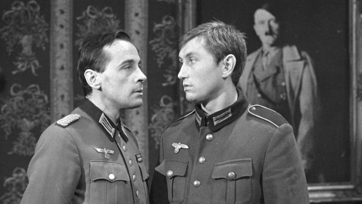 """Edmund Fetting i Maciej Rayzacher kojarzeni są raczej z """"Czarnymi chmurami"""" (fot. Zygmunt Januszewski/TVP)"""