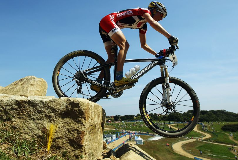 Obecną mistrzynią świata jest Kanadyjka Catharine Pendrel (fot. Getty Images)