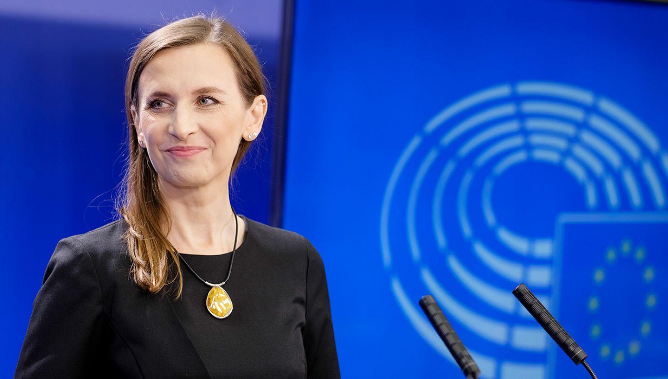 Sylwia Spurek (fot. Thierry Monasse/Getty Images)