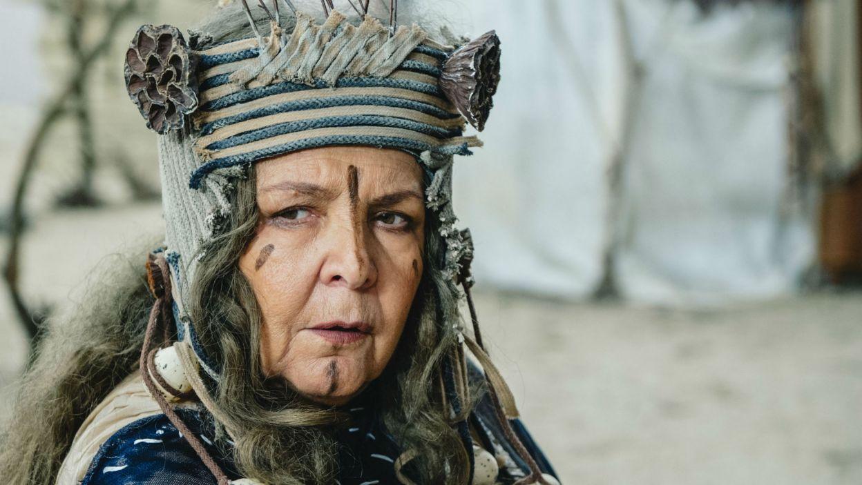 W roli Aguni niezastąpiona Marta Lipińska (fot. Natasza Młudzik)