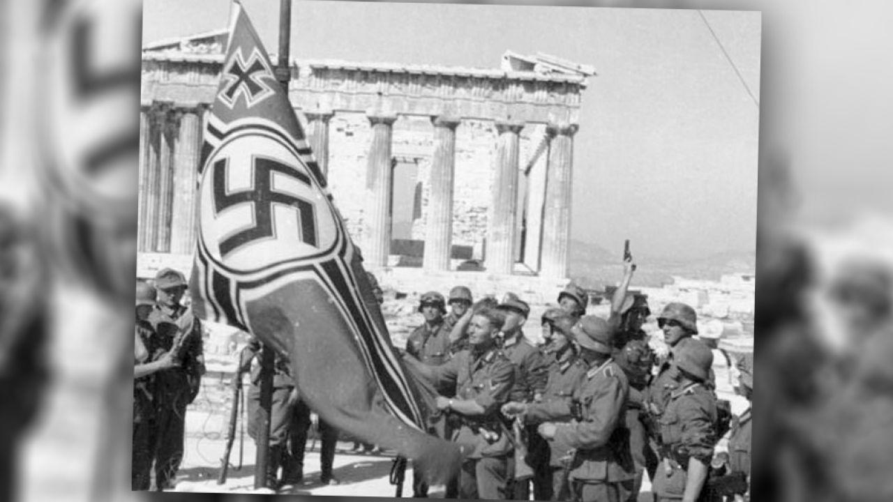 Podczas drugiej wojny światowej III Rzesza okupowała Grecję (fot.stratfor.com)
