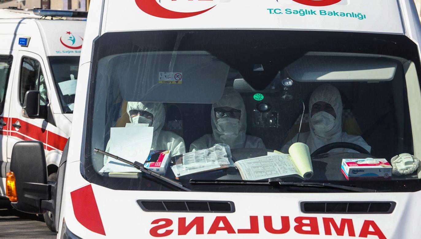 Koronawirus z Wuhanu może wywoływać groźne dla życia zapalenie płuc (fot. Getty Images)