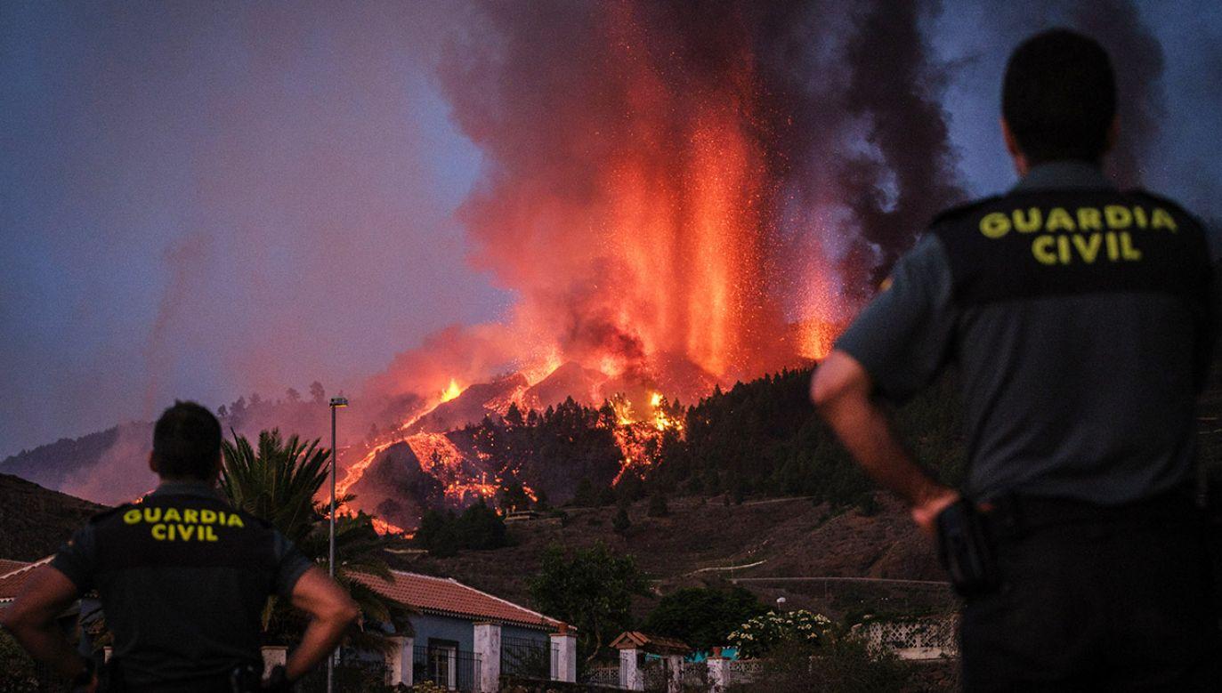 Około 20 domów zostało całkowicie zniszczonych (fot. A.Gutierrez/Anadolu/Getty Images)