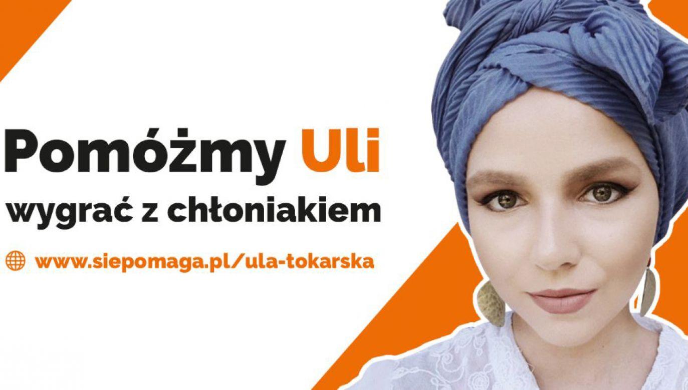 Czasu na pomoc Uli jest coraz mniej (fot. siepomaga.pl)