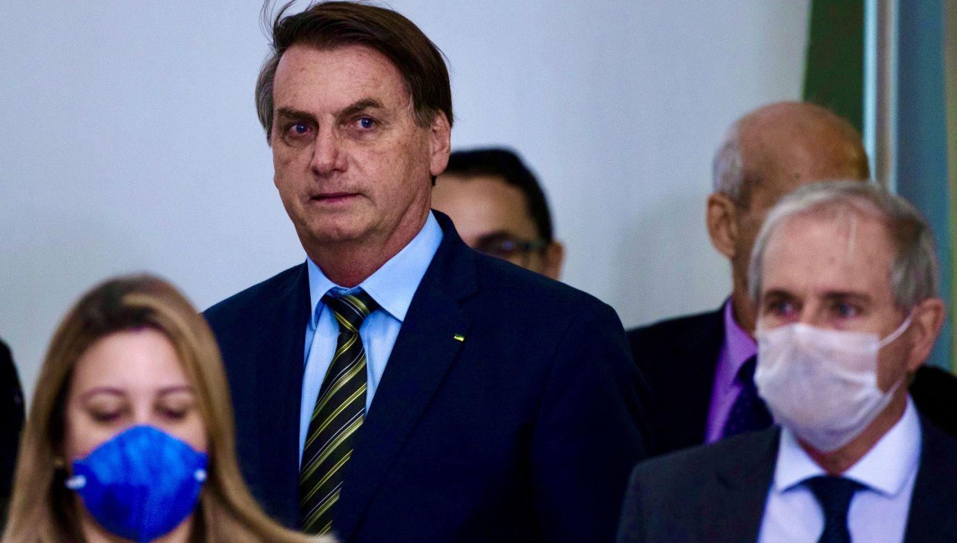Koronawirus w Brazylii. Potwierdzono 2201 przypadków zakażenia  (fot. PAP/EPA/Joedson Alves)