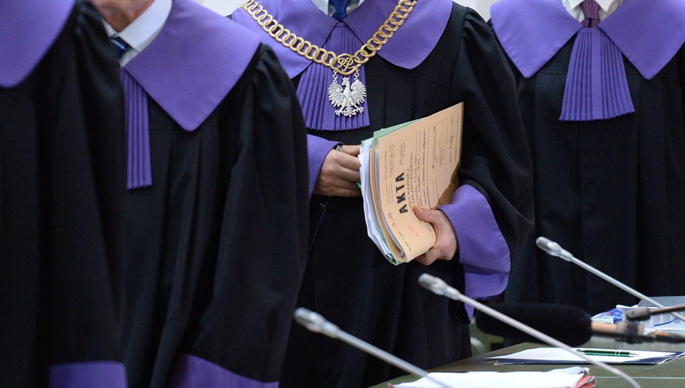 Sędziowie muszą zrozumieć, że ich praca to służba – podkreślał prezydent (fot. arch.  PAP/Jacek Turczyk)