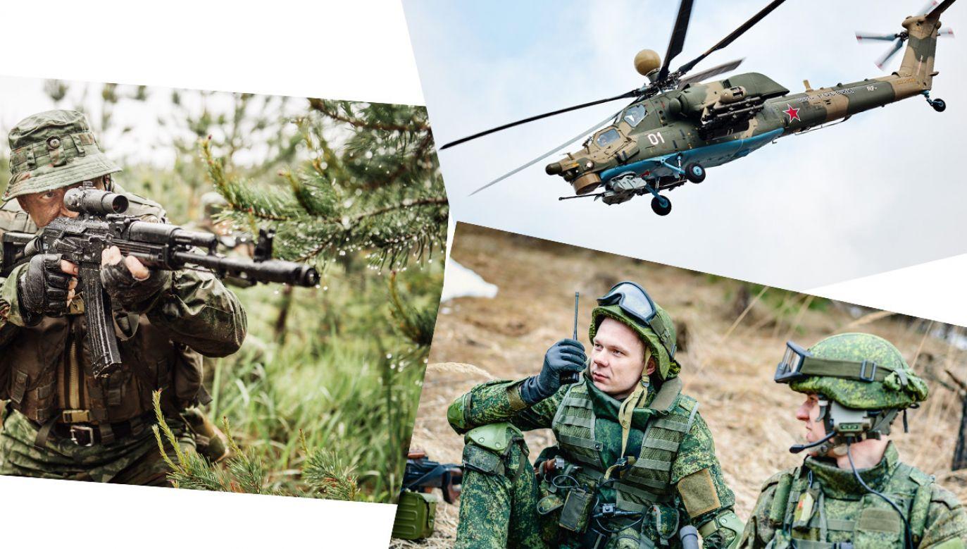 """Propagandowy """"straszak"""" czy """"pancerna pięść"""" Rosji jak w czasach zimnej wojny? (fot. Shutterstock)"""