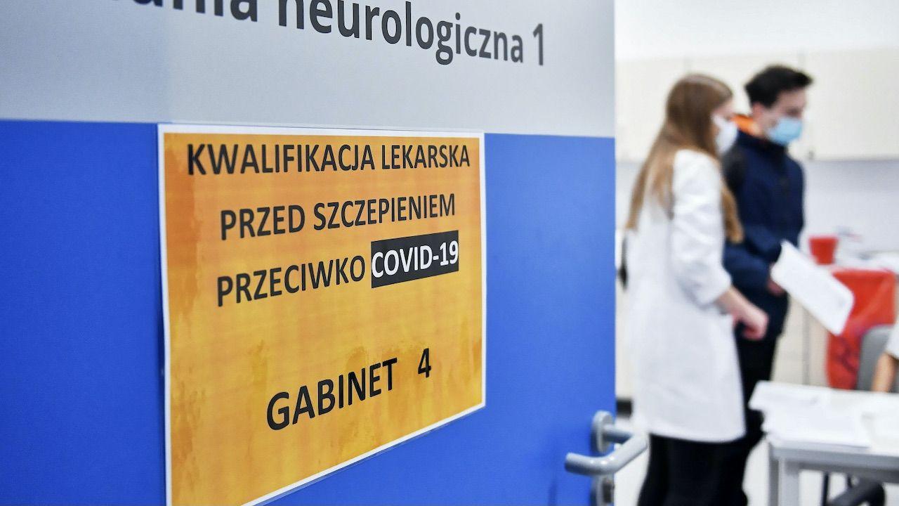 Prezes Naczelnej Rady Lekarskiej skomentował aferę w WUM (fot. PAP/A.Warżawa, zdjęcie ilustracyjne)