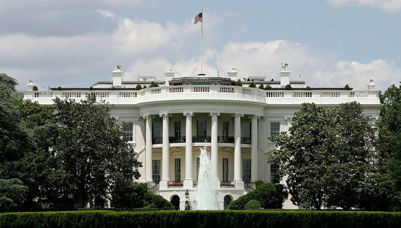 Biały Dom rozważa prośbę Kijowa o wysłanie dodatkowej broni (fot. Alex Wong/Getty Images)