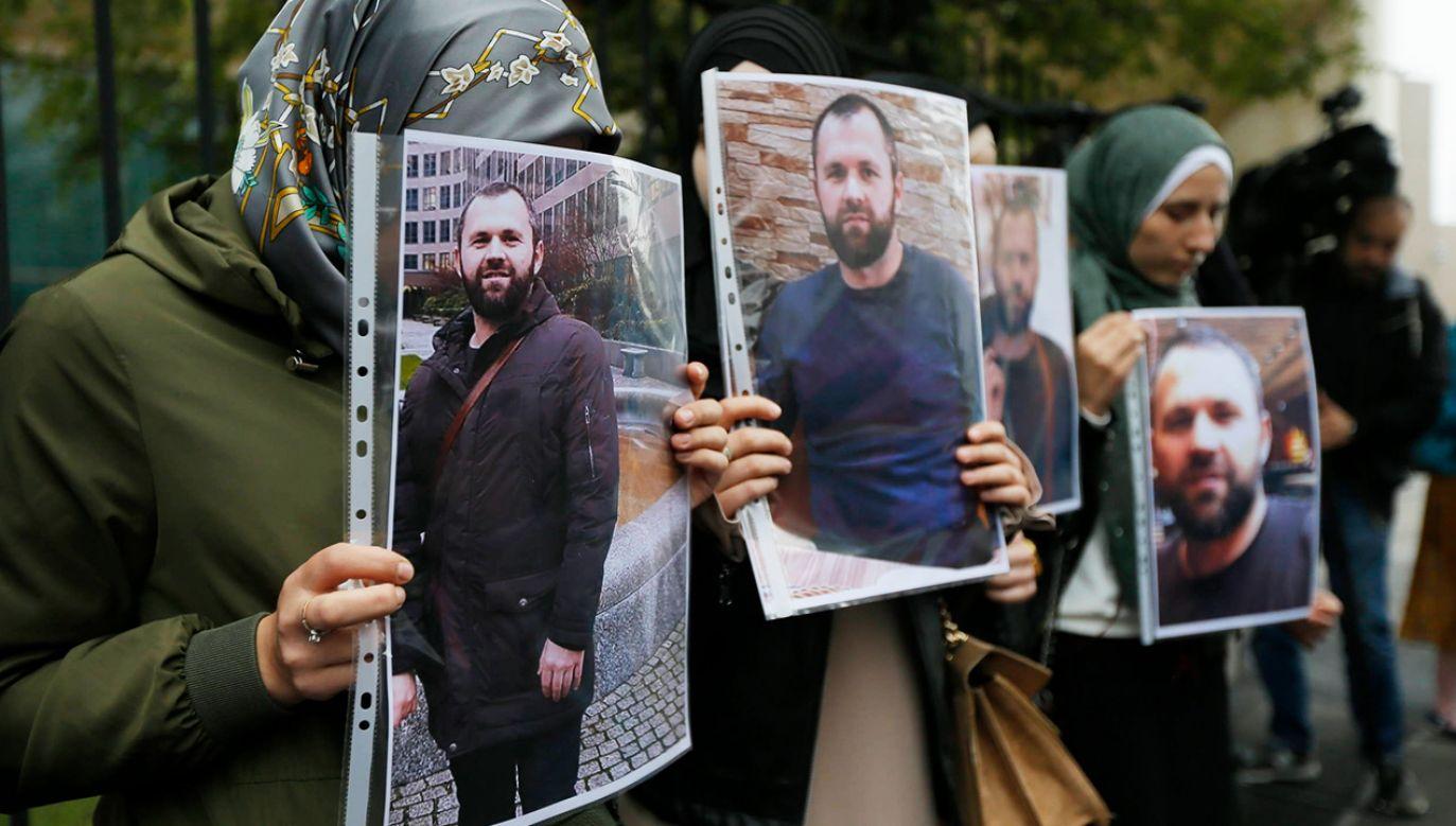 Niemcy podejrzewają, że za  zabójstwem Zelimkhana Khangoshviliego stoi Rosja (fot. PAP/EPA/ZURAB KURTSIKIDZE)