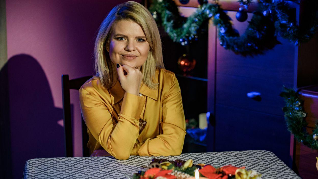 Marta Manowska rusza w podróż, by zobaczyć co słychać u bohaterów programu i jak przygotowują się do świąt (fot. TVP)