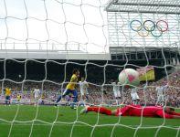 Trzykrotnie piłka znajdowała się w siatce Hondurasu (fot.PAP/EPA)