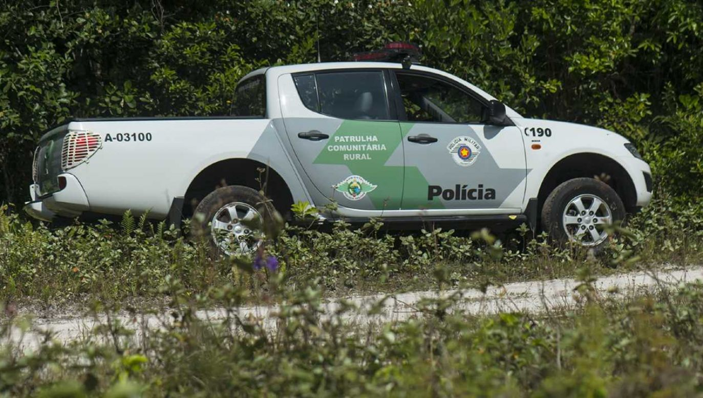 Brazylijska policja zwalcza problem niewolnictwa (fot. Polícia Militar do Estado de São Paulo)