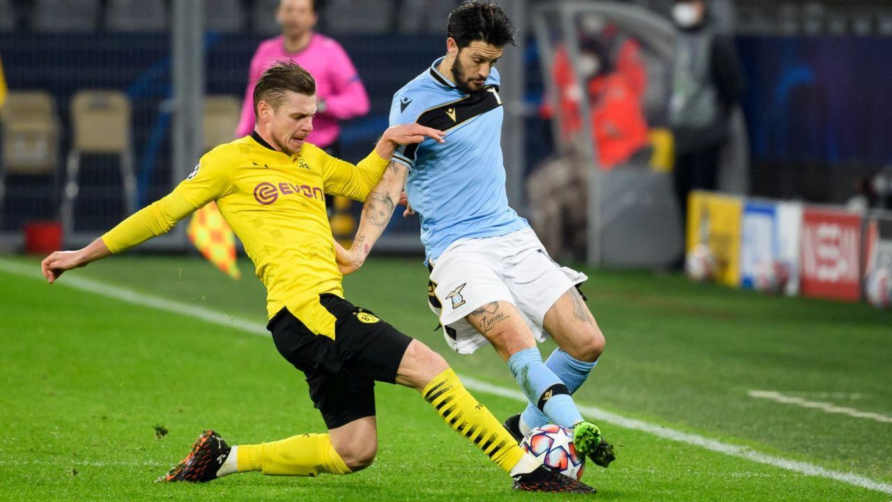 Liga Mistrzów: Borussia Dortmund – Lazio Rzym: wynik, strzelcy, relacja, jak grał Łukasz Piszczek? (sport.tvp.pl)