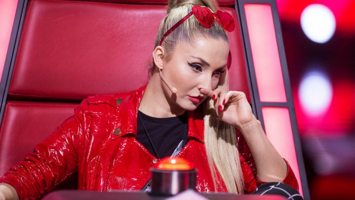 Zasłuchana Cleo (fot. TVP/Jan Bogacz)