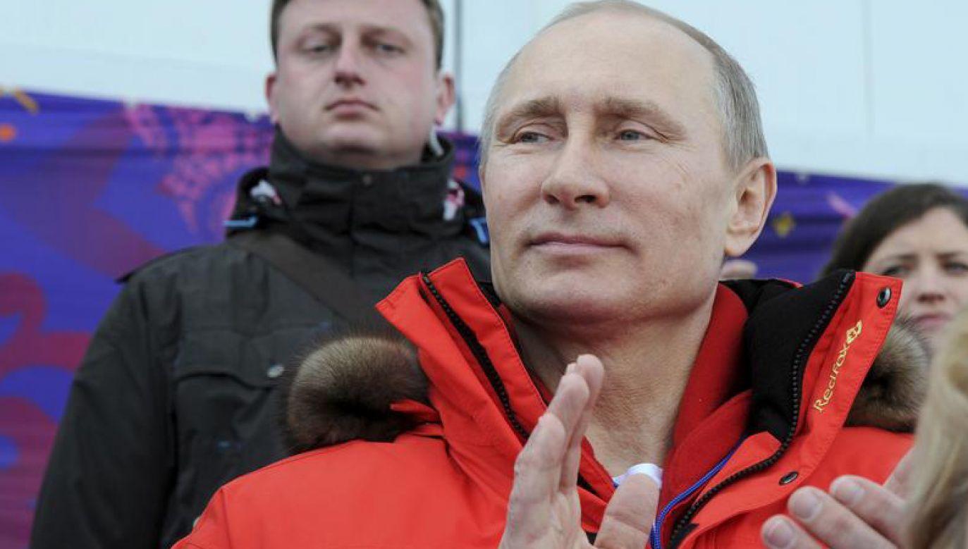 IBU stwierdziła, iż dane obojga biathlonistów z moskiewskiego laboratorium antydopingowego zostały zmanipulowane  (fot. REUTERS /Michael Klimentyev/RIA Novosti