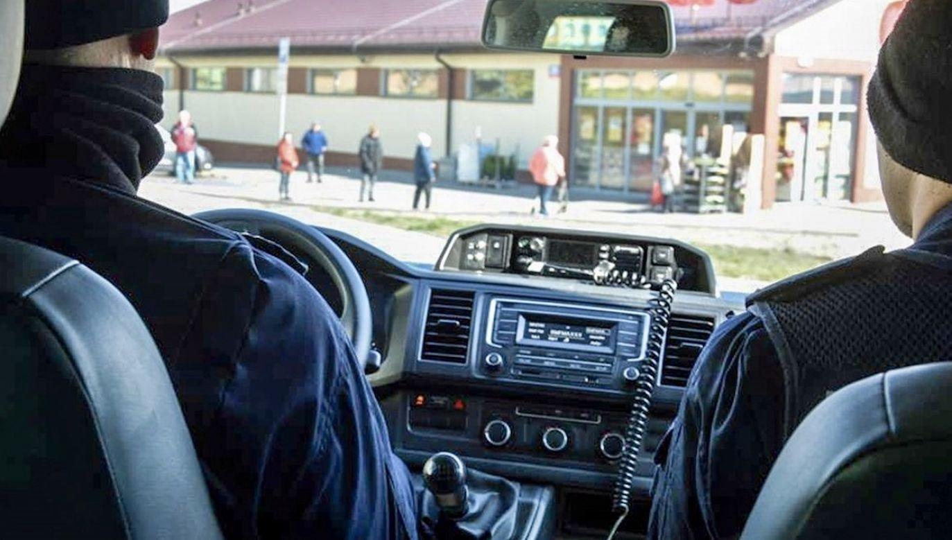 Zatrzymany był Gruzinem (fot. policja.pl, zdjęcie ilustracyjne)