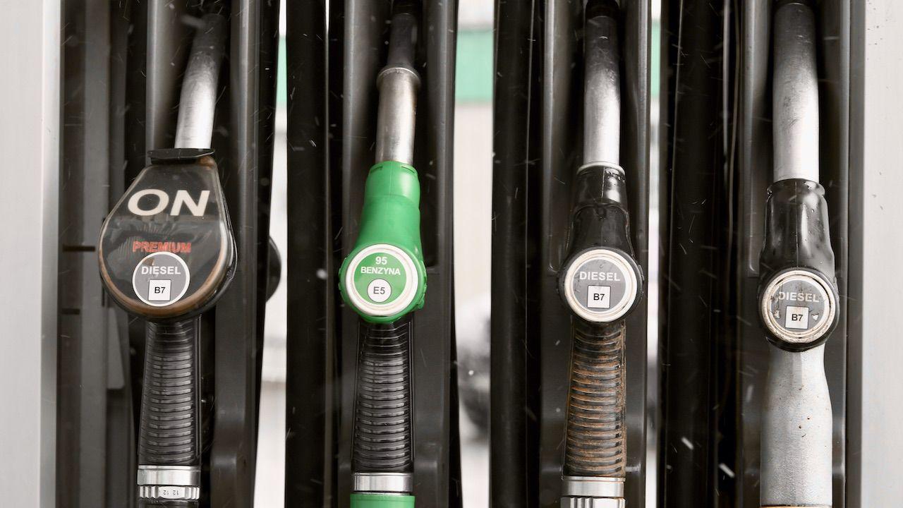 Analitycy prognozują ceny na stacjach paliw (fot. arch.PAP/Darek Delmanowicz)