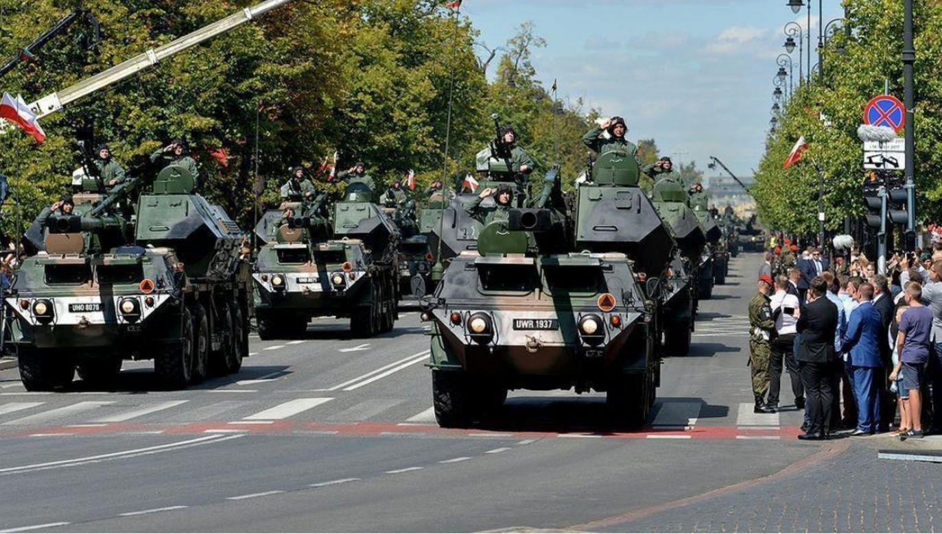 Tegoroczne obchody święta Wojska Polskiego zbiegną się ze stuleciem Bitwy Warszawskiej (fot. MON)