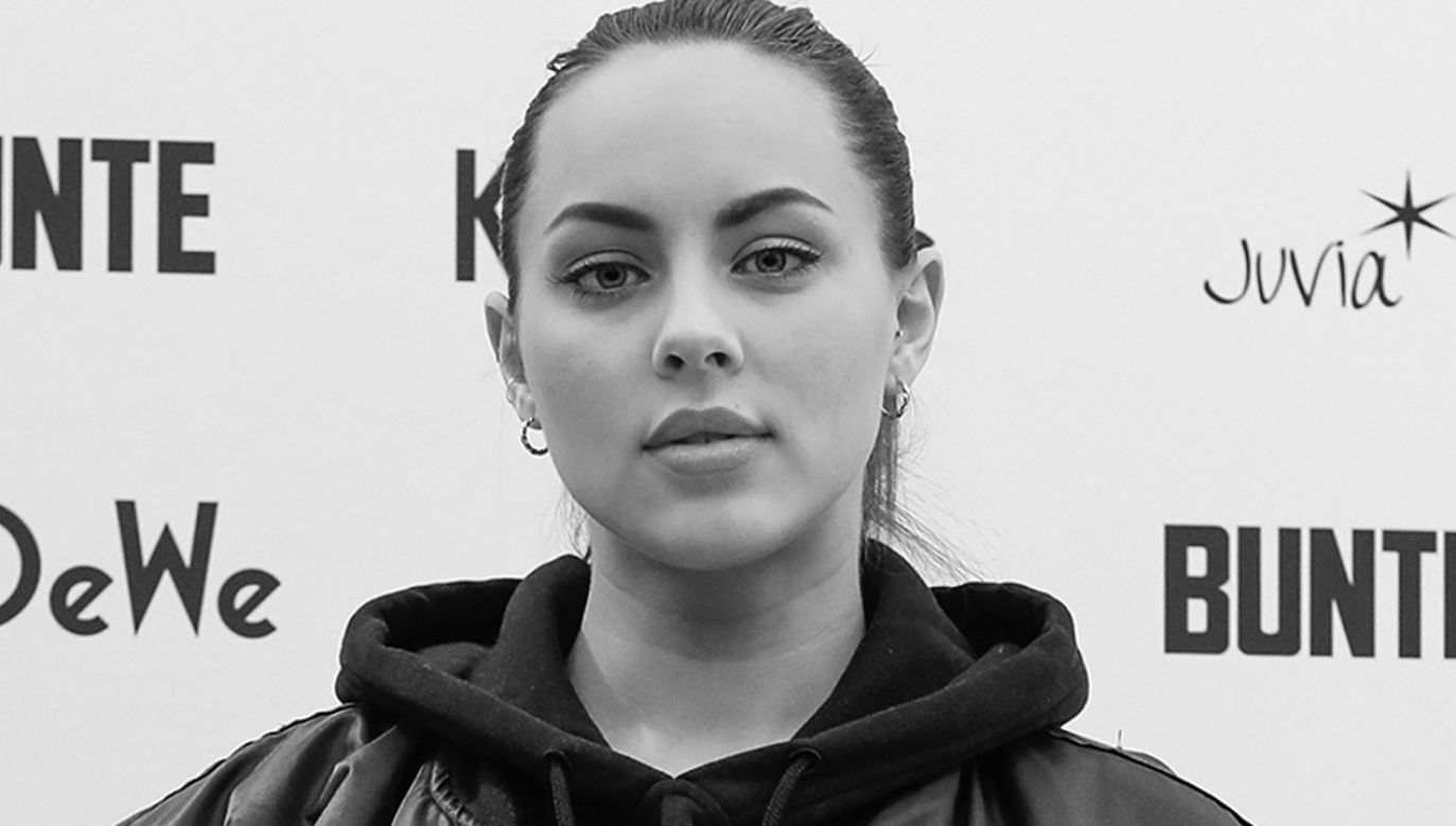 Kasia Lenhardt zmarła 9 lutego (fot. Franziska Krug/Getty Images for KaDeWe)