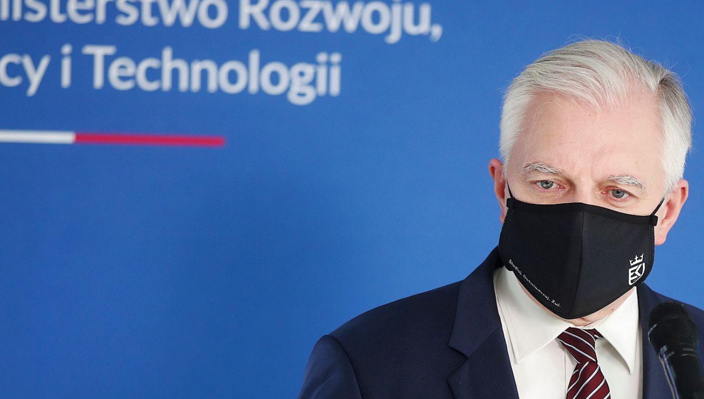Celem ustawy jest szersze wykorzystanie gruntów pod budownictwo mieszkaniowe (fot. PAP/Łukasz Gągulski)