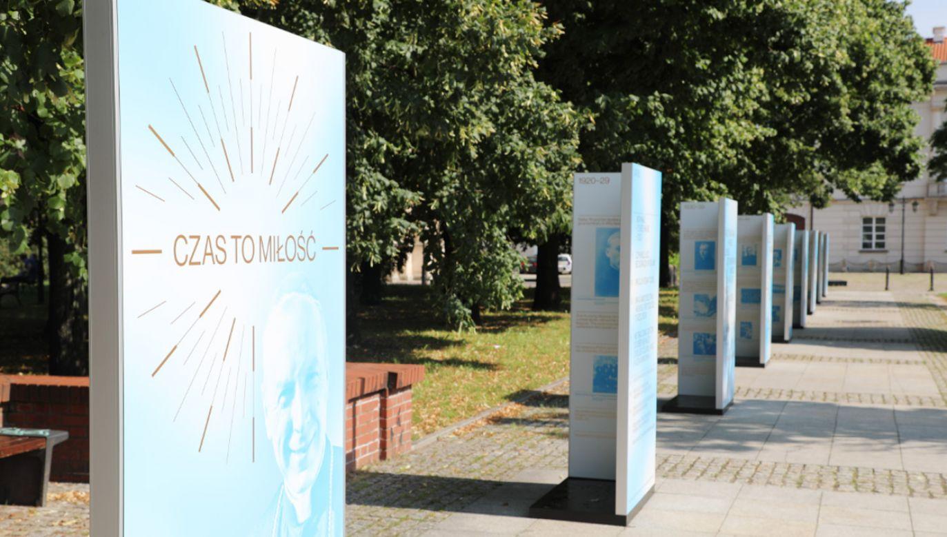 Wystawa o Prymasie Tysiąclecia w Warszawie (fot. MKDNiS)