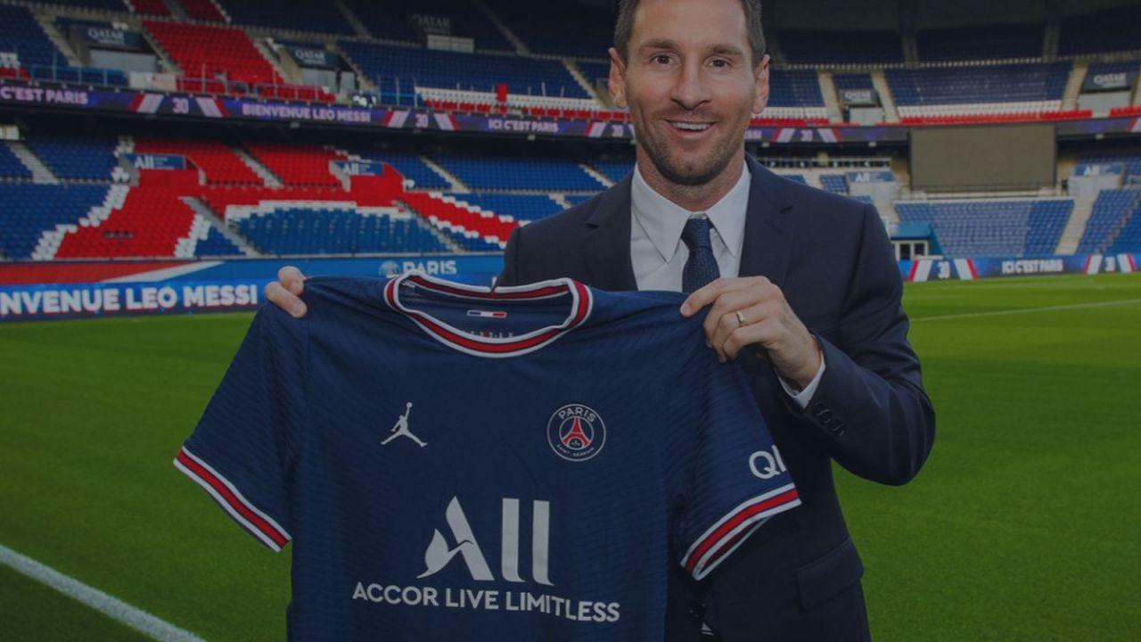 Leo Messi oficjalnie w PSG. Transfer do Ligue 1. Poznaj zarobki i numer Argentyńczyka w Paris Saint-Germain (sport.tvp.pl)