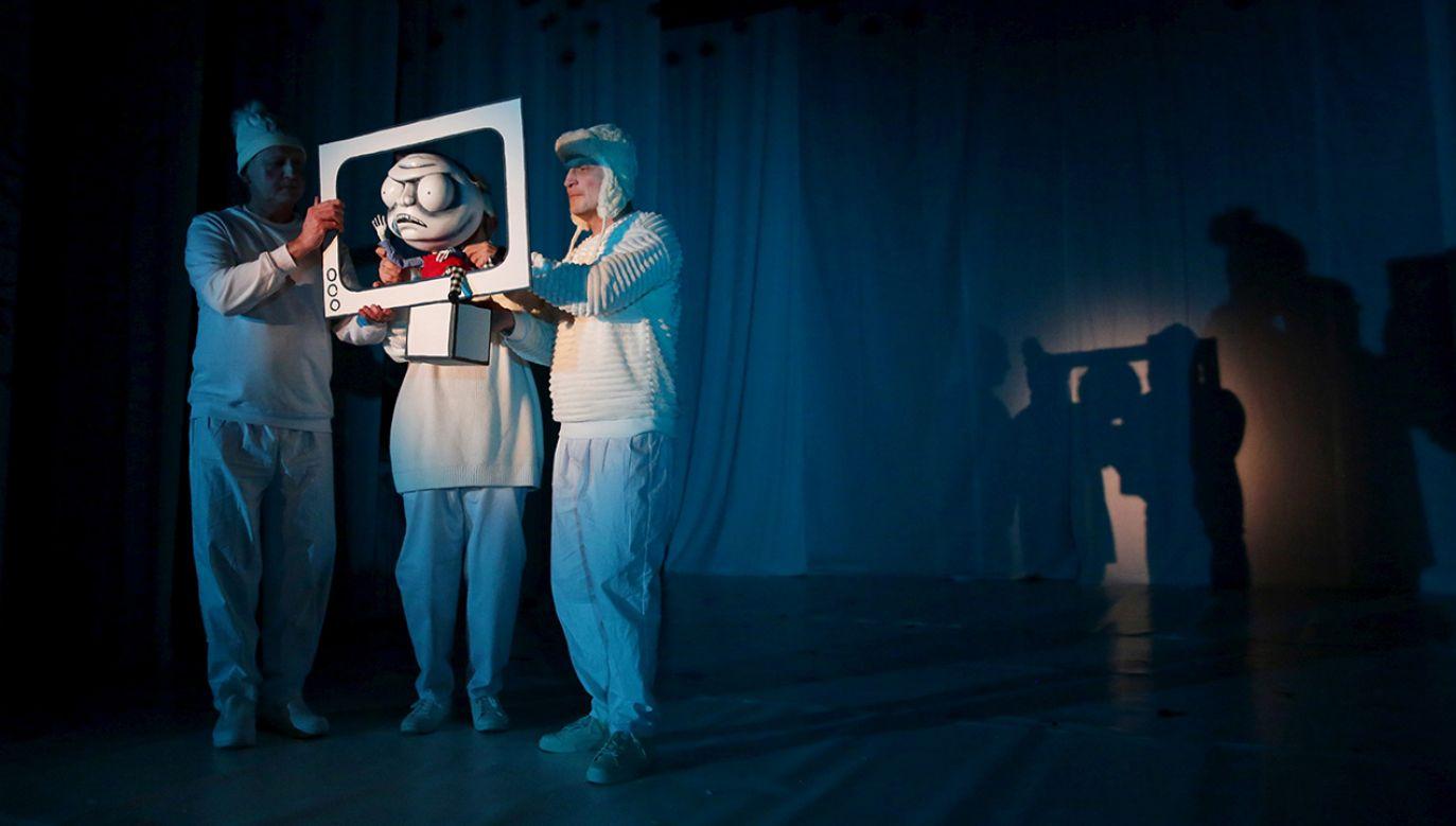 Przegląd rozpocznie się w 27 marca, w Międzynarodowym Dniu Teatru, galą podczas której nagrodzeni zostaną najlepsi aktorzy w olsztyńskich spektaklach Teatru im. Jaracza (fot.  arch. PAP/Tomasz Waszczuk)