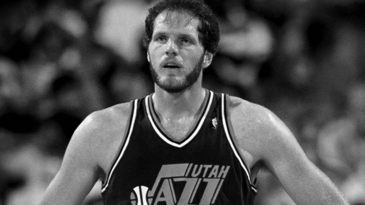 Mark Eaton miał 64 lata (fot. FB/Utah Jazz)